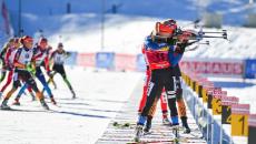 Украинцы стали бронзовыми призерами на чемпионате мира по биатлону