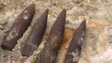 В Винницкой области обезвредили четыре боеприпаса, - ГСЧС