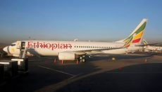 В Эфиопии разбился Боинг