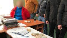 В Запорожье сотрудник ГСЧС попался на взятке