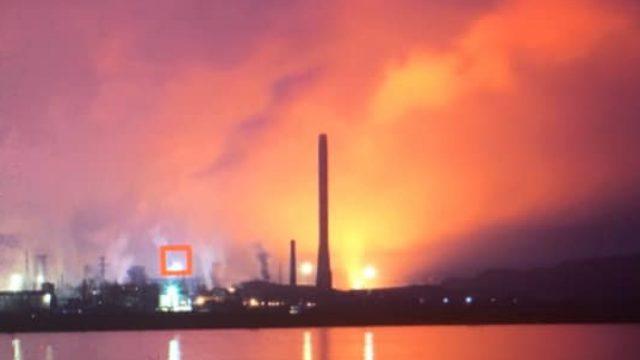 В Метинвесте отрицают пожар на Азовстали