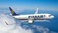 Ryanair сократил количество рейсов из Украины