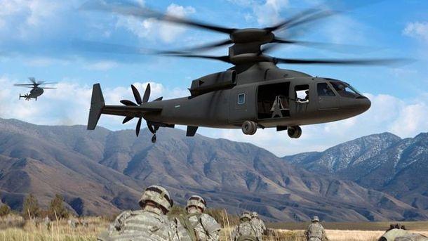 Sikorsky и Boeing разрабатывают для армии новый вертолет