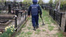 На Донбассе активно занимаются разминированием