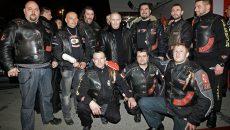 В Грузию не пустили путинских байкеров