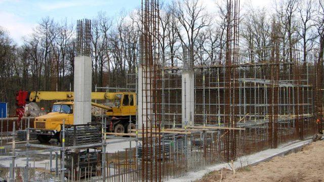 В Украине построят более 130 защищенных хранилищ для боезапасов