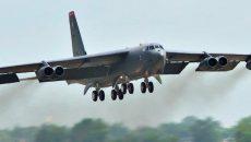 Стратегические американские бомбардировщики B-52H покинули Великобританию