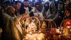 Более 6,7 млн украинцев приняли участие в Пасхальных богослужениях