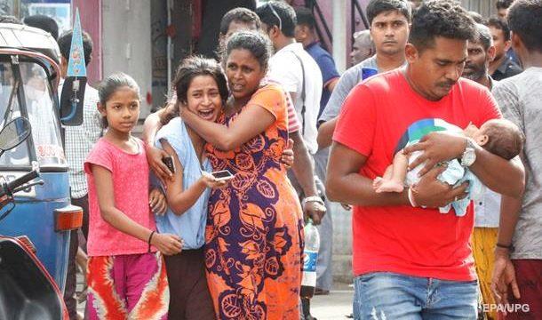 Выросло число жертв терактов на Шри-Ланке