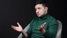 Зеленский задекларировал почти 1 млн грн доходов