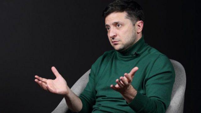 Зеленский ожидает от правоохранительных органов скорейшего расследования пожара в доме Гонтаревой