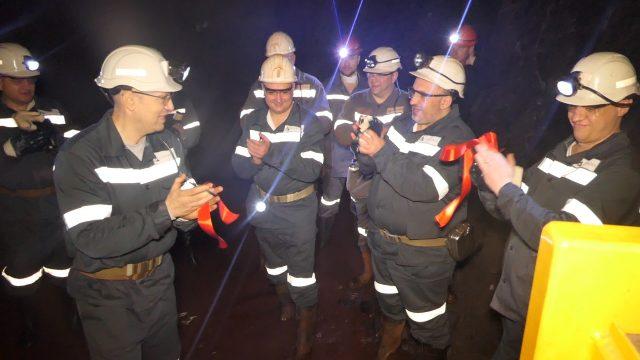 DCH Steel Ярославского дала старт масштабной модернизации рудника «Сухая Балка»