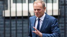 Туск предложил перенести президентские выборы в Польше