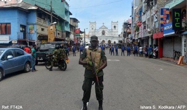 Правительство Шри-Ланки вводит комендантский час