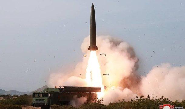 КНДР вновь испытывала ракеты