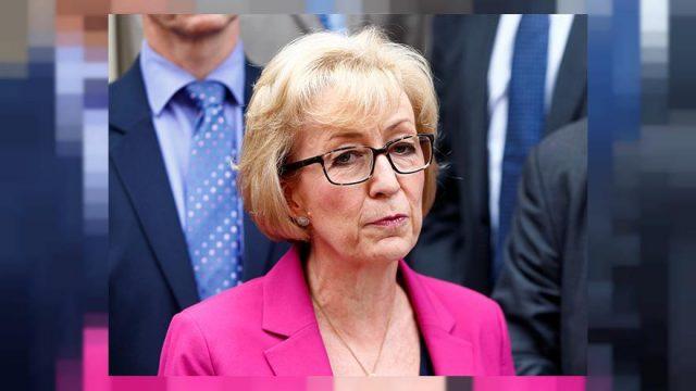 Лидер британской Палаты общин Андреа Лидсом уходит в отставку