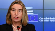ЕС продолжит поддерживать Украину, – Могерини