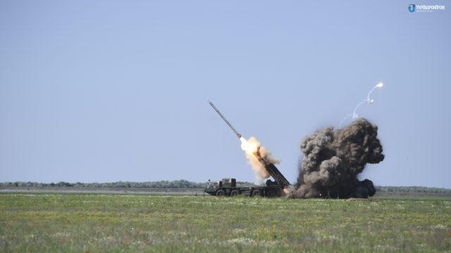 В Одессе прошли испытания ракет
