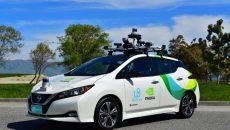Этим летом стартап WeRide запустит сервис роботакси