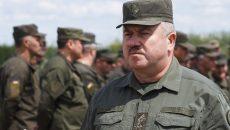 Экс-командующего Национальной гвардией арестовали на 60 суток