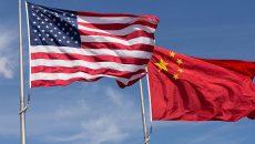 Вице-премьер госсовета КНР прибывает в Вашингтон