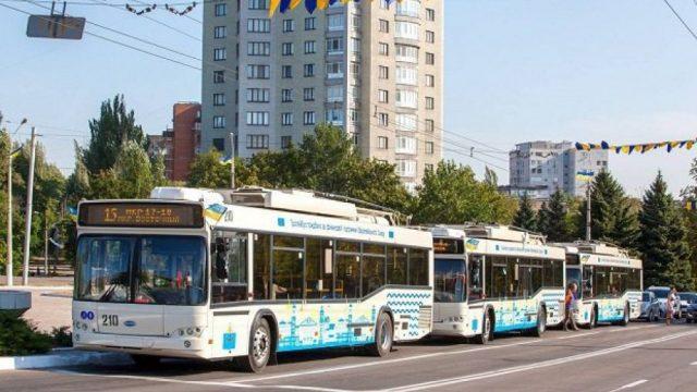 Мариуполь подписал покупку 72 троллейбусов