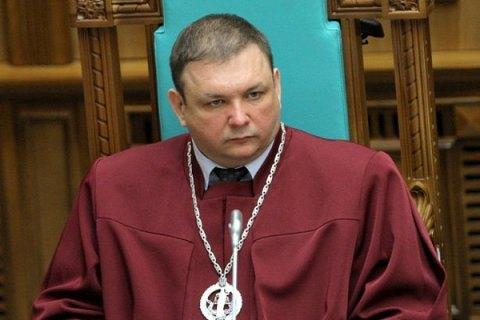 В КС рассказали, за что был уволен Шевчук