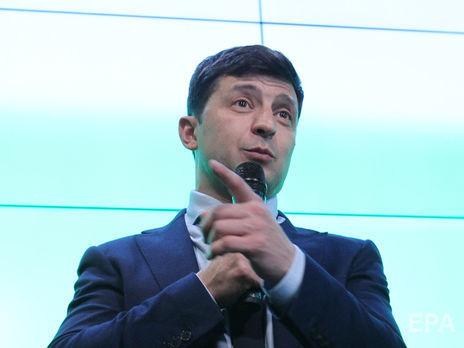 Зеленский сообщил, что у него с Путиным разный взгляд на вопрос передачи контроля над границей