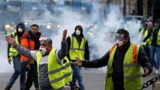 Во Франции пройдет общенациональная акция протеста