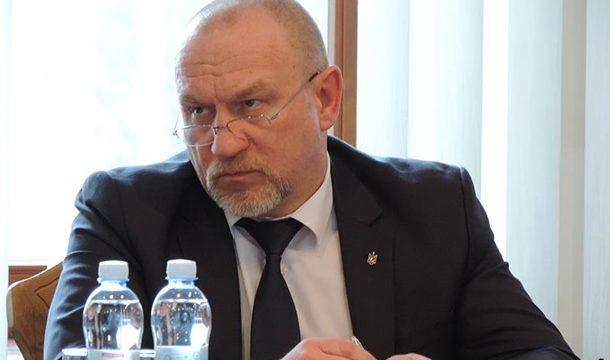 Уволен глава СБУ в Ровенской области