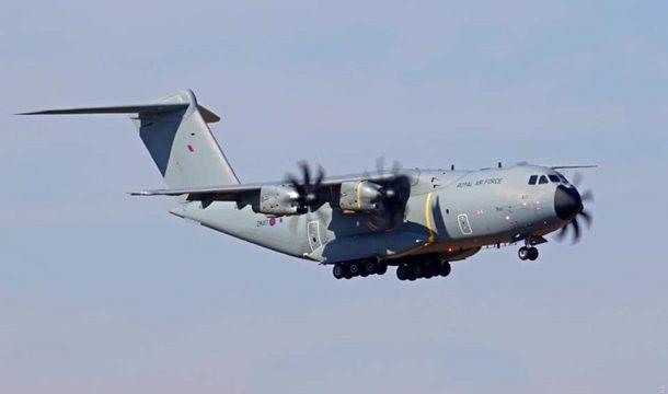 В Одессу прибыли самолеты НАТО