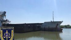 Дунайское пароходство подозревают в незаконной продаже сухогруза