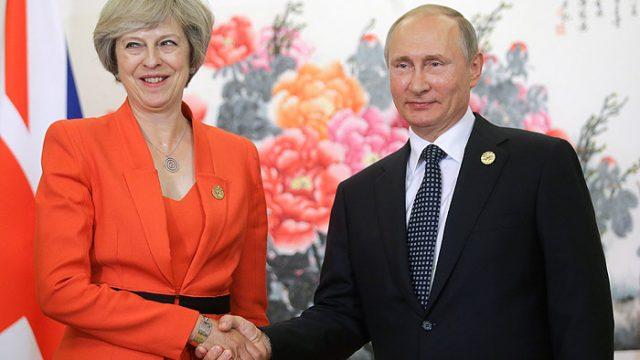 Мей не представляет возможной нормализацию отношений с РФ