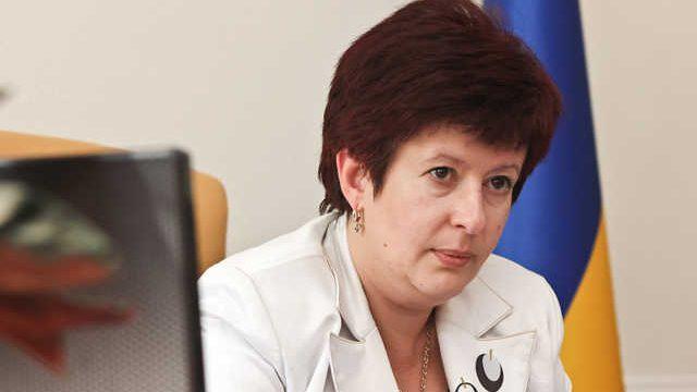 Лутковская будет отвечать за гуманитарный блок в ТКГ