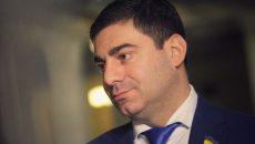 Народный депутат Дмитрий Лубинец вышел из фракции БПП
