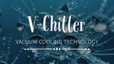 Стартап V-Chiller разработал быструю технологию охлаждения напитков