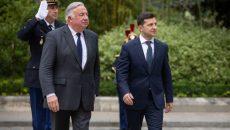 Президент встретился с Председателем Сената Французской Республики