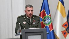 Николая Балана назначили командующим Нацгвардией