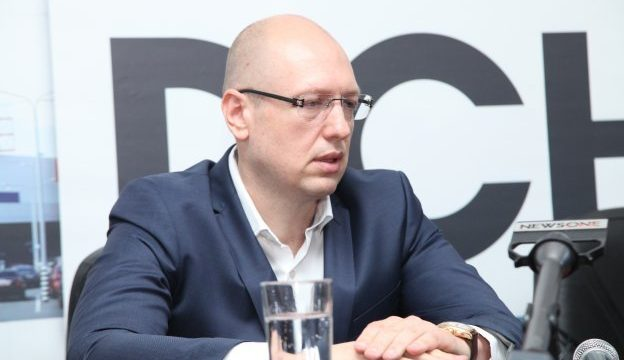 Генеральный директор DCH Steel Виталий Баш возглавит также ДМЗ