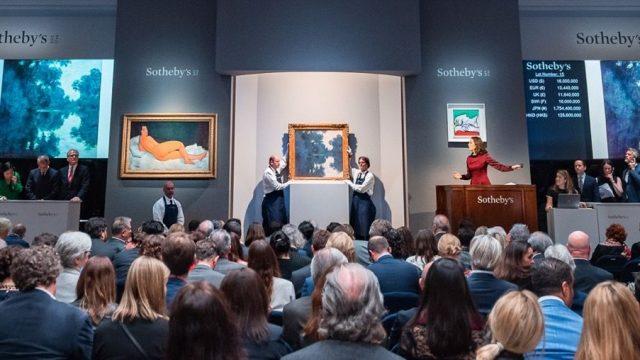 Sotheby's продан
