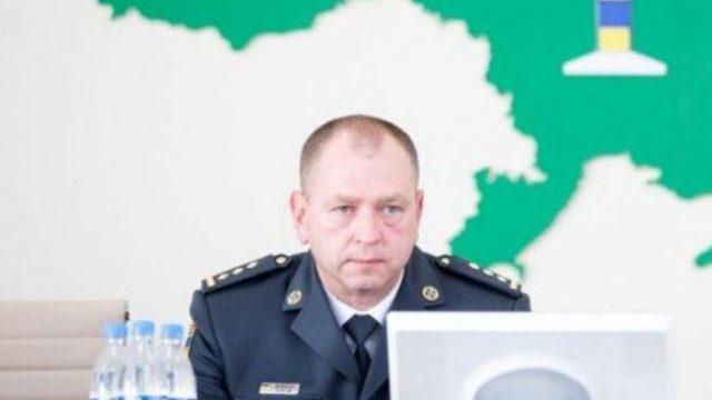 Главой пограничников стал Дейнеко