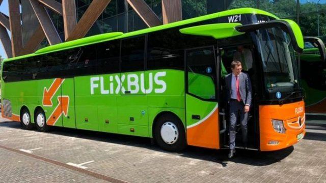 Крупнейший автобусный лоукостер Европы запустился в Украине