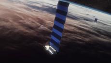 Компания SpaceX потеряла контакт с тремя интернет-спутниками Starlink