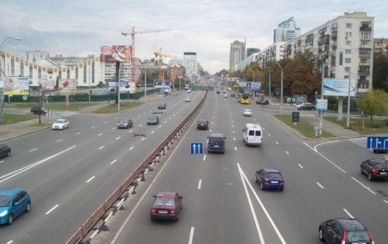 В Киеве движение по проспекту Победы будет остановлено, - КГГА