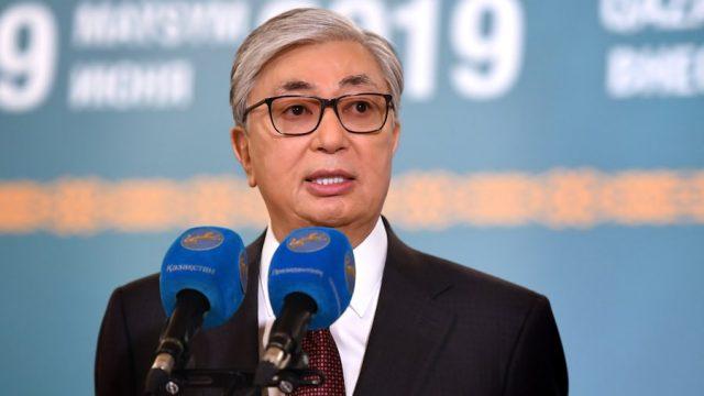 Токаев объявлен президентом Казахстана
