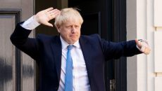 Борис Джонсон пригласил Владимира Зеленского посетить Лондон