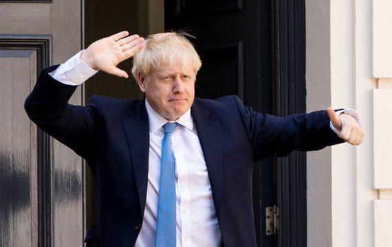 Джонсон поставил подпись под соглашением о выходе Британии из ЕС
