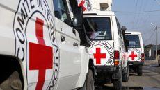В Донецк направились гуманитарная помощь от МККК