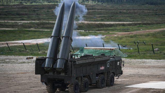 ЕС призвал РФ сохранить ракетный договор