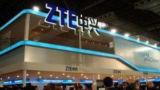 ZTE в увеличила чистую прибыль в 2,5 раза